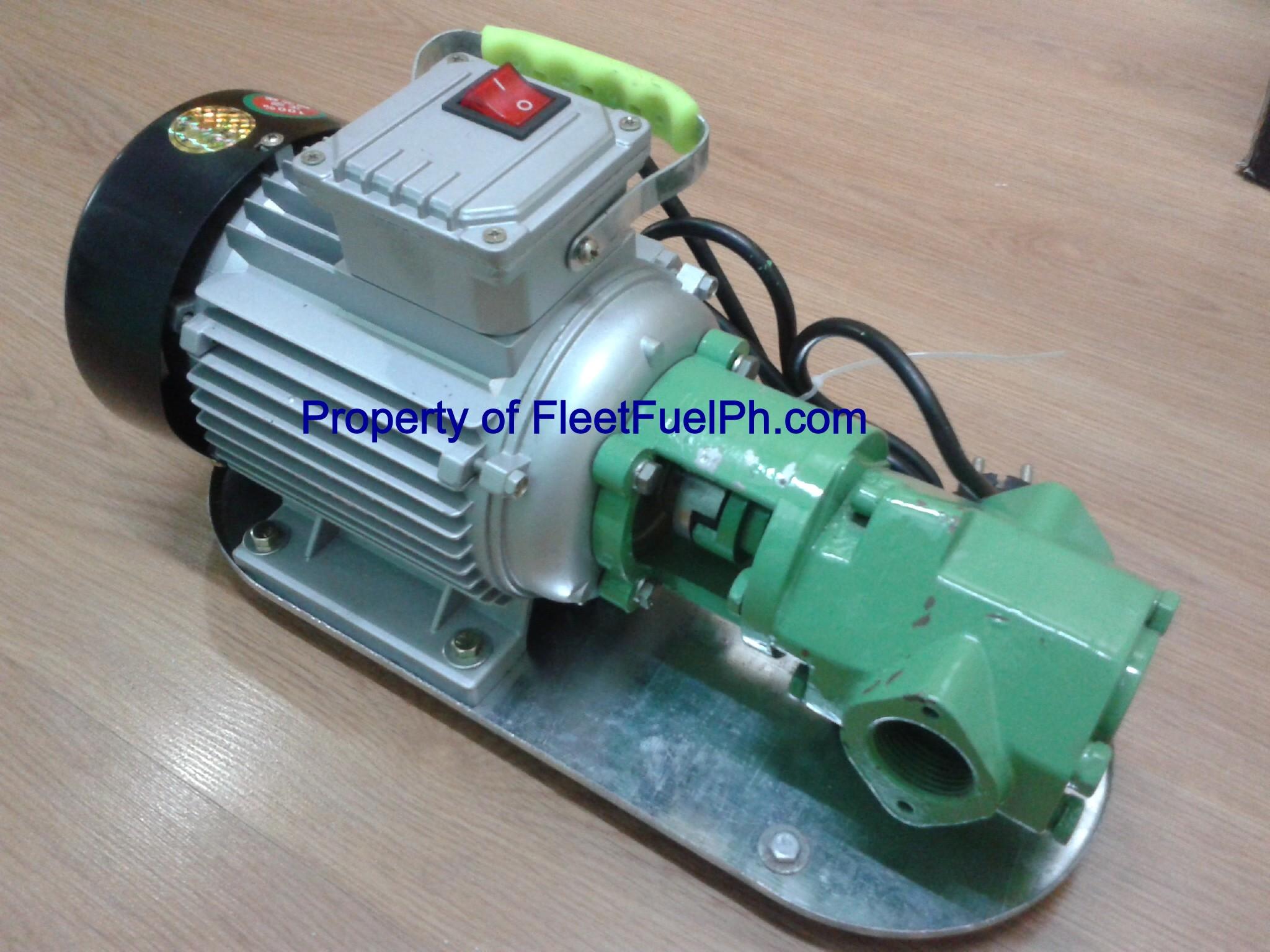 YB-11 Gear Pump
