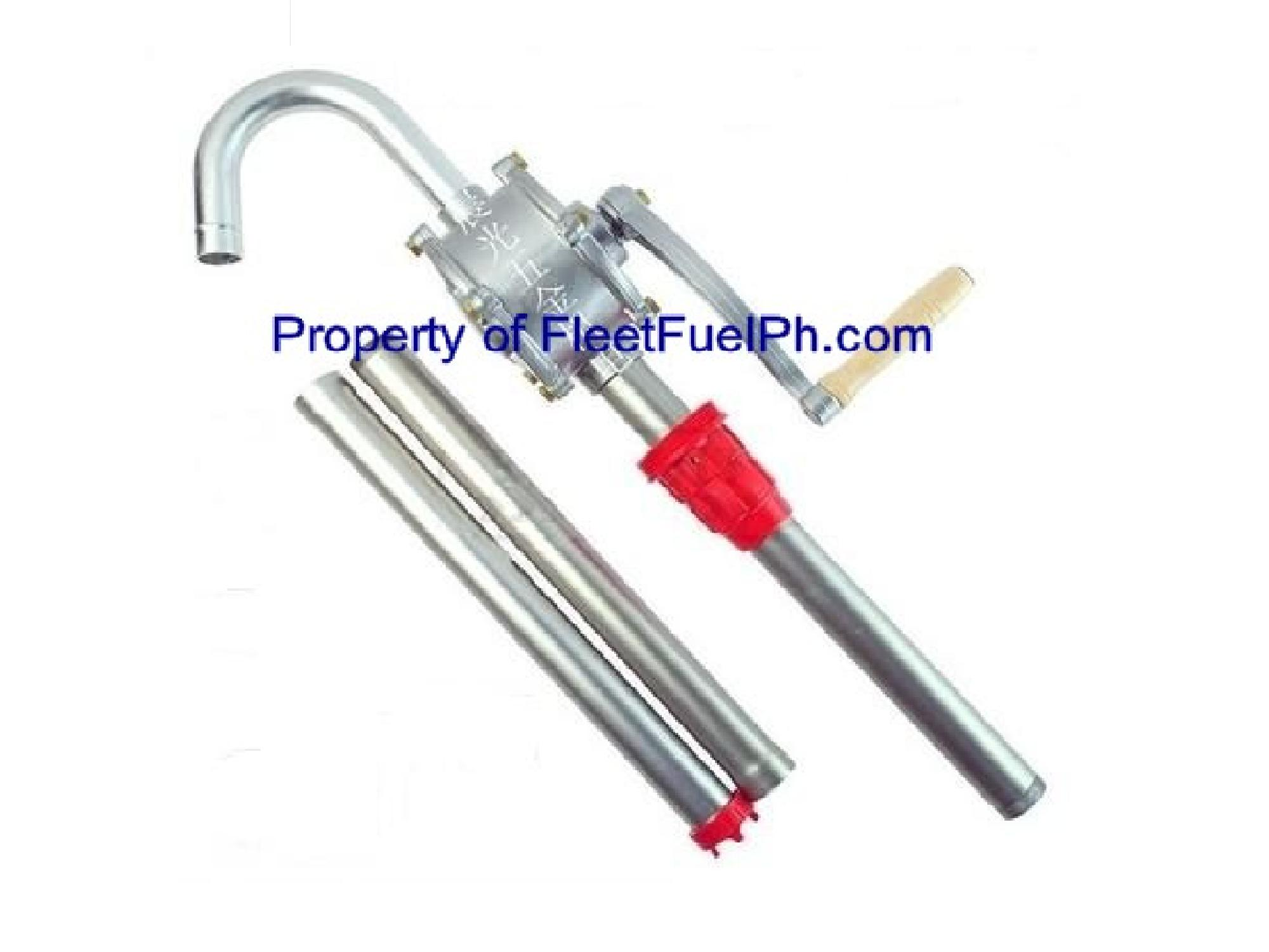 Manual Barrel Hand Pump