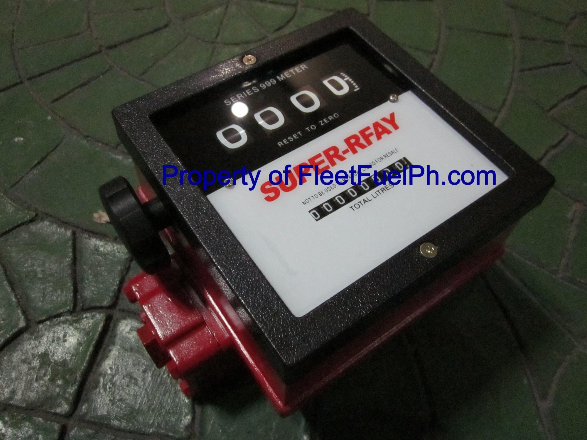 FM180L Analog Flow Meter