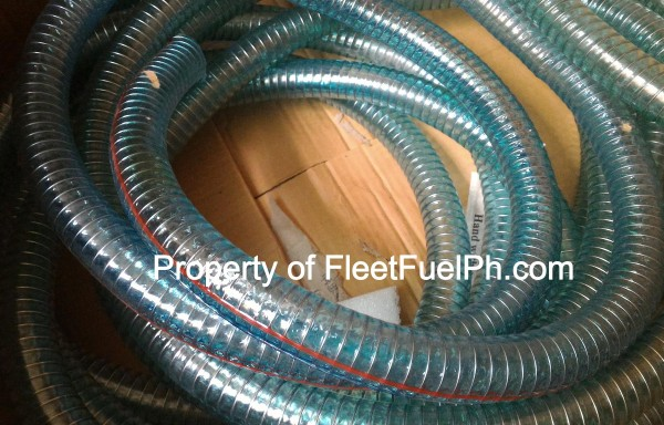 Chemical Hose 1″ with Wire Coil