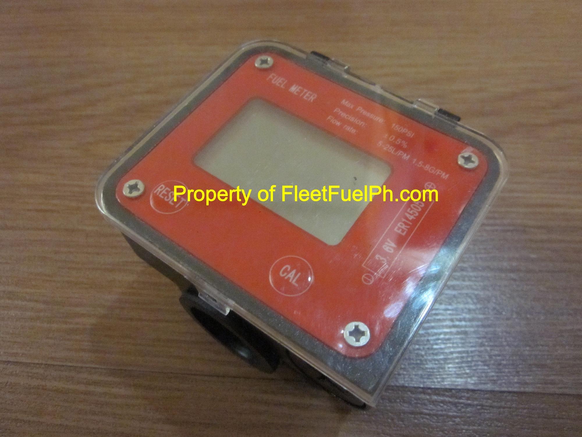 JYM-2 Digital Oval Gear Flow Meter