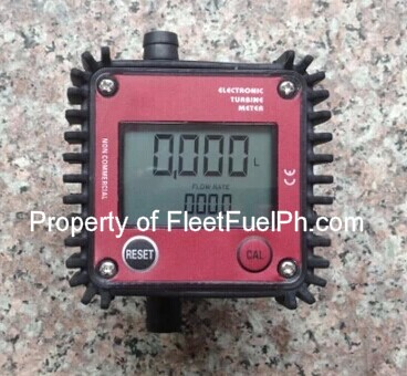 FFDM-1 Digital Oval Gear Flow Meter