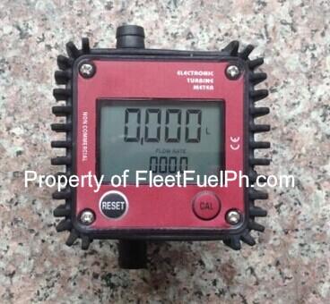 FFDM-1 Digital Oval Gear Flow Meter
