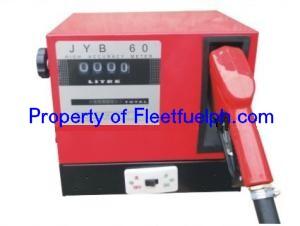 JYB-60 Mechanical Fuel Dispenser