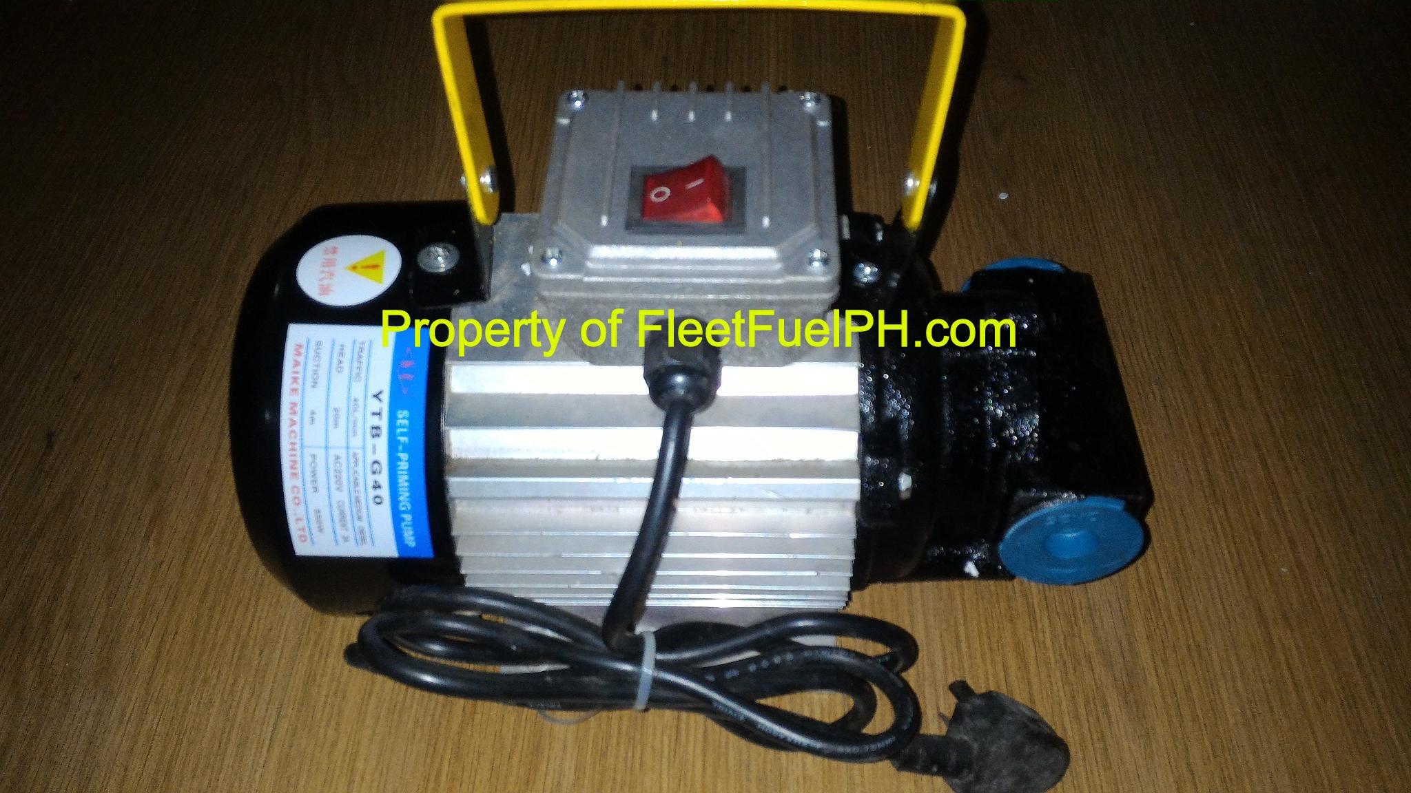 YB-9 Gear Pump