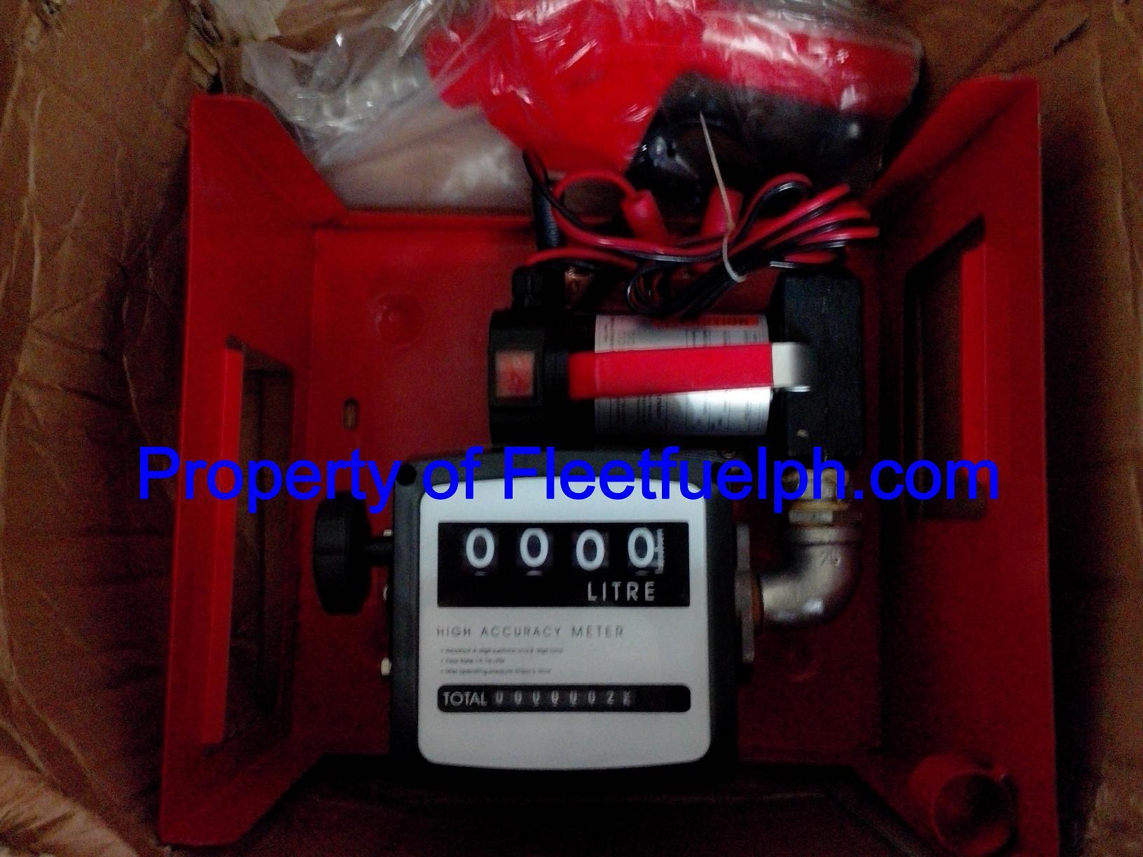 YTB-40 12Vdc or 24 Vdc Transfer Pump