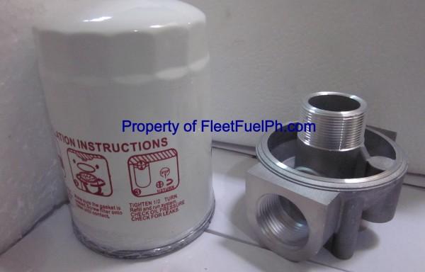 Fuel Filter and Filter Holder