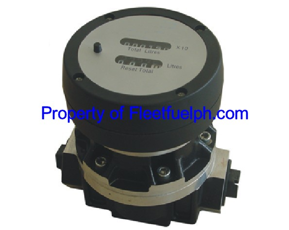 OGM-25 Oval Gear Flow Meter