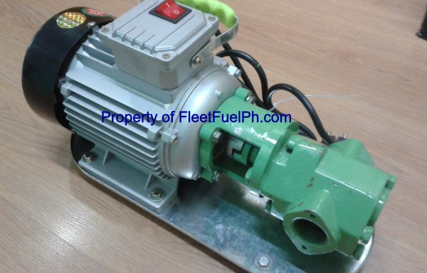 YB-11 Gear Pump 1/2 HP