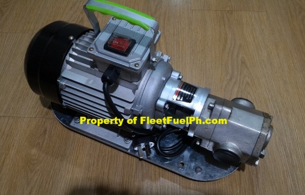 YB-11s Gear Pump Stainless
