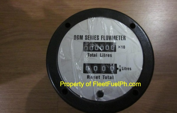 OGM-40 Oval Gear Flow meter