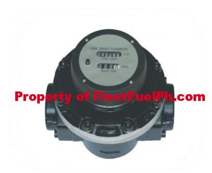 OGM-50 Oval Gear Flow meter
