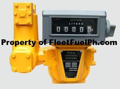 Total Control System Flow Meter TCS-50