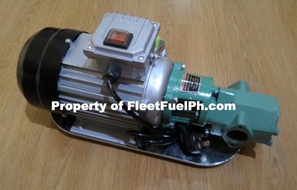 YB-11 Gear Pump 1.5HP