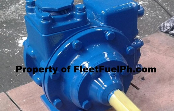 Sliding Vane Pump 2.5 inch