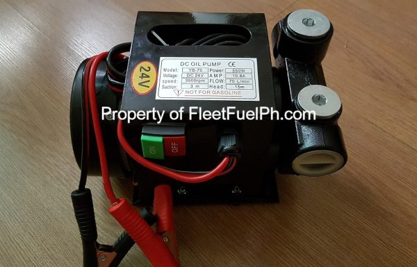 YB-2 DC Diesel Fuel Transfer Pump